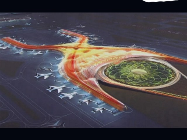 El Nuevo Aeropuerto Internacional de la Ciudad de México estará listo para el 2020.