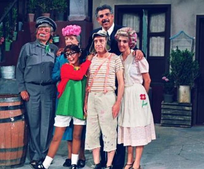 Roberto Gómez Bolaños fue un gigante de la comedia que se especializó en el humor blanco. FOTO: Archivo