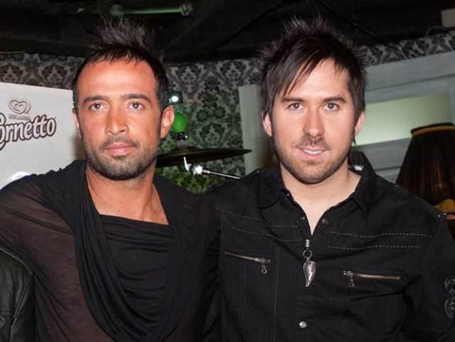 La agrupación estrenó su nueva faceta musical, ahora son presentados como dueto debido a la salida del cantante Samo en el 2013. Foto: Archivo Cuartoscuro