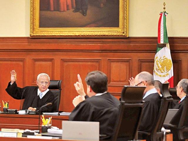 Juan Silva Meza, quien actualmente preside la SCJN, dirigirá la sesión en la cual el pleno de ministros elegirá a su sucesor, pues su gestión concluye en este diciembre.