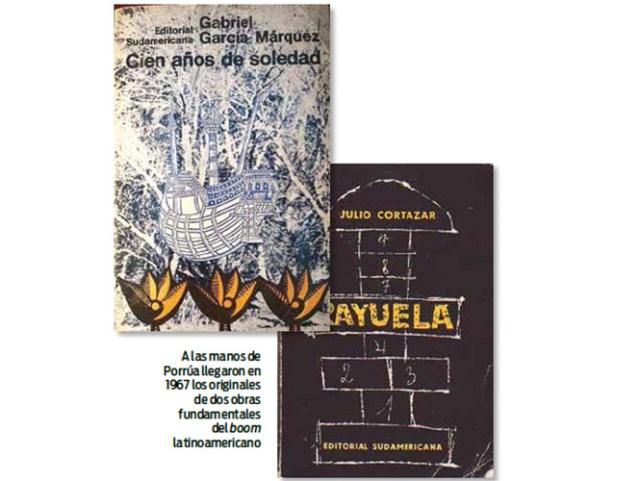 """Francisco Porrúa, responsable de editar """"Rayuela"""" y """"Cien Años de Soldedad"""", falleció en Barcelona víctima de neumonía."""