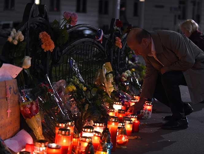 A los familiares de las víctimas se les ofreció ayuda que pudieran requerir. (FOTO: EFE)