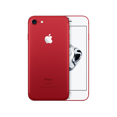 (RED) iPhone 7