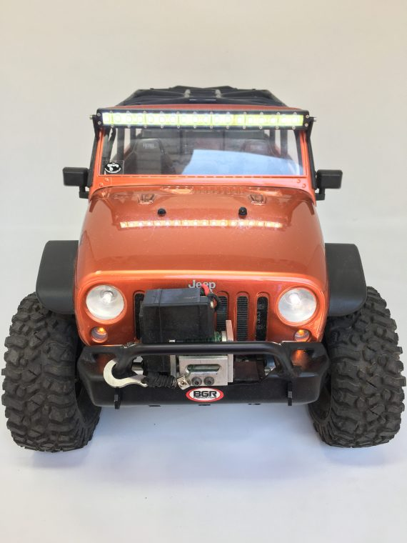 Axial Jeep Wrangler Unlimited Rubicon Edition