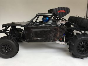 Losi Baja Rey Buggy Version