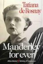 Manderley for ever Tatiana de Rosnay