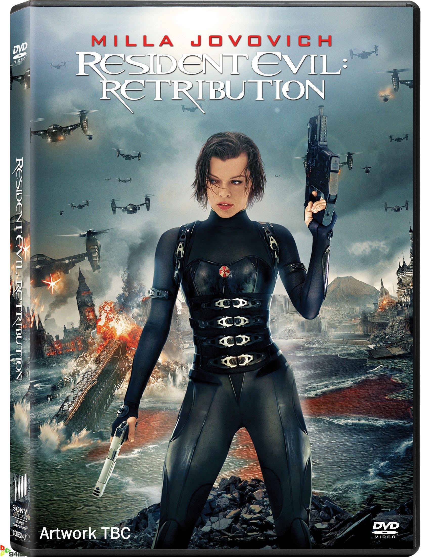惡靈古堡V:天譴日 Resident Evil:Retribution@710P@簡英雙字幕-免費電影-94i論壇-電影線上看-免費電影