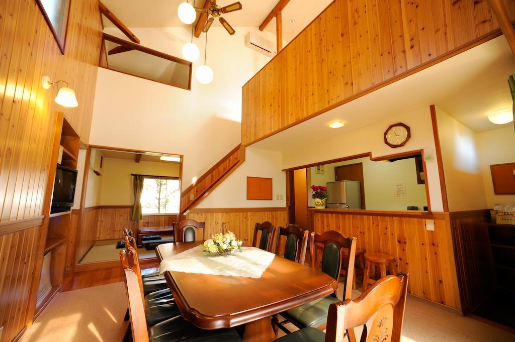 寬敞的小木屋民宿