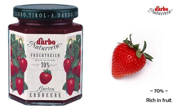 D'arbo 果醬