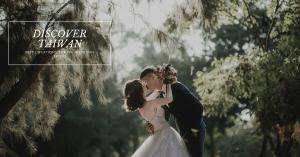 台南外拍婚紗景點|安平白鷺灣草原,唯美逆光、夢幻森林一次滿足