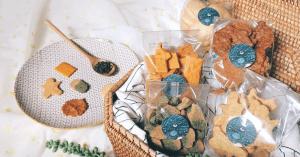 婚禮小物#043|低糖健康,天然食材,口味多變的餅乾星球,甜宇宙