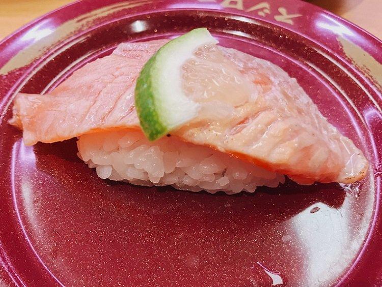 炙烤鹽味生鮭