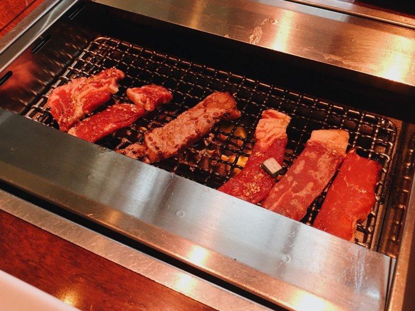 池袋「敘敘苑」燒肉