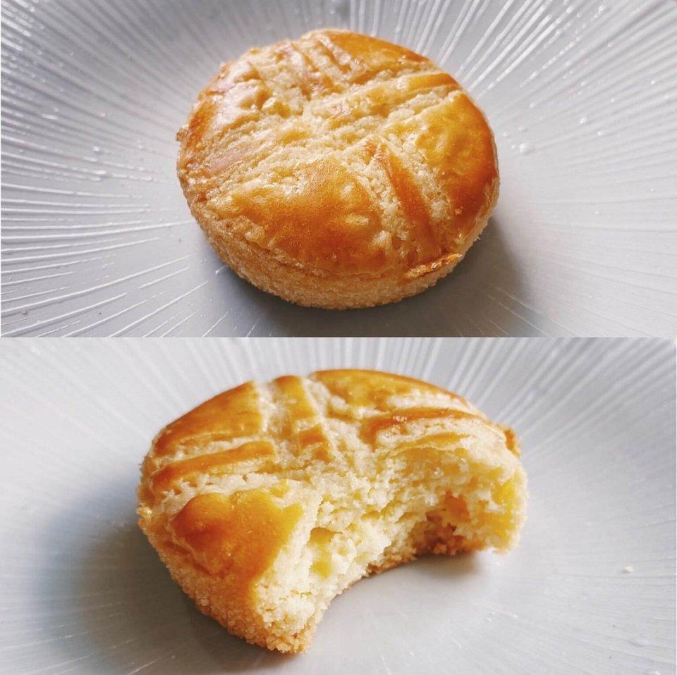 布列塔尼酥餅(Photo by Natalie)