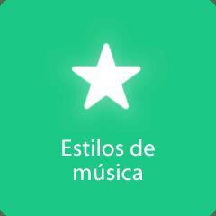 Respuestas 94% Estilos de música