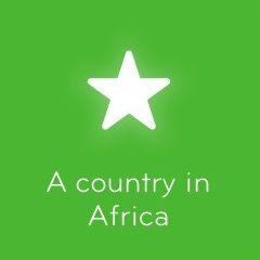A country in Africa 94