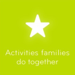 Activities families do together 94