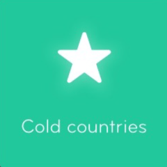 Cold countries 94