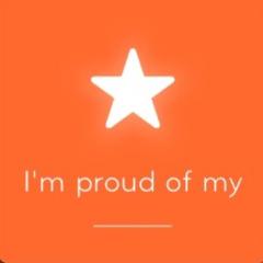 I'm proud of my 94