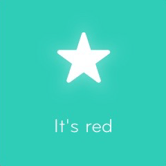 It's red 94