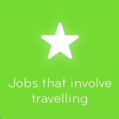 Jobs that involve travelling 94