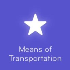 Means of transportation 94