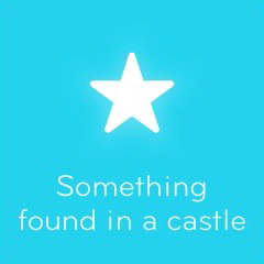 Something found in a castle 94