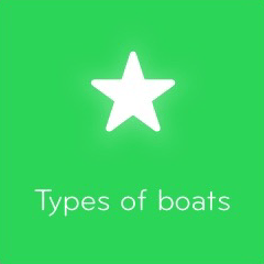 Types of boats 94