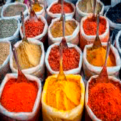 94 spices picture answers