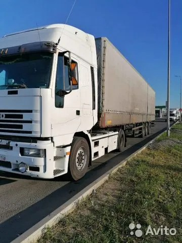 Ивеко евростар купить в Валдае | Транспорт | Авито