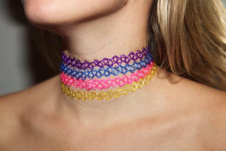 Plastic-Necklaces. Wedding-Dress-Miami. Bridal-Boutique-Miami. Luxury-Wedding. Bride. Personal-Look