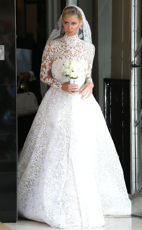 Wedding-Dress. Nicky-Hilton. Dress-Miami. Bridal-Boutique-Miami. Luxury-Wedding. Bride. Personal-Look