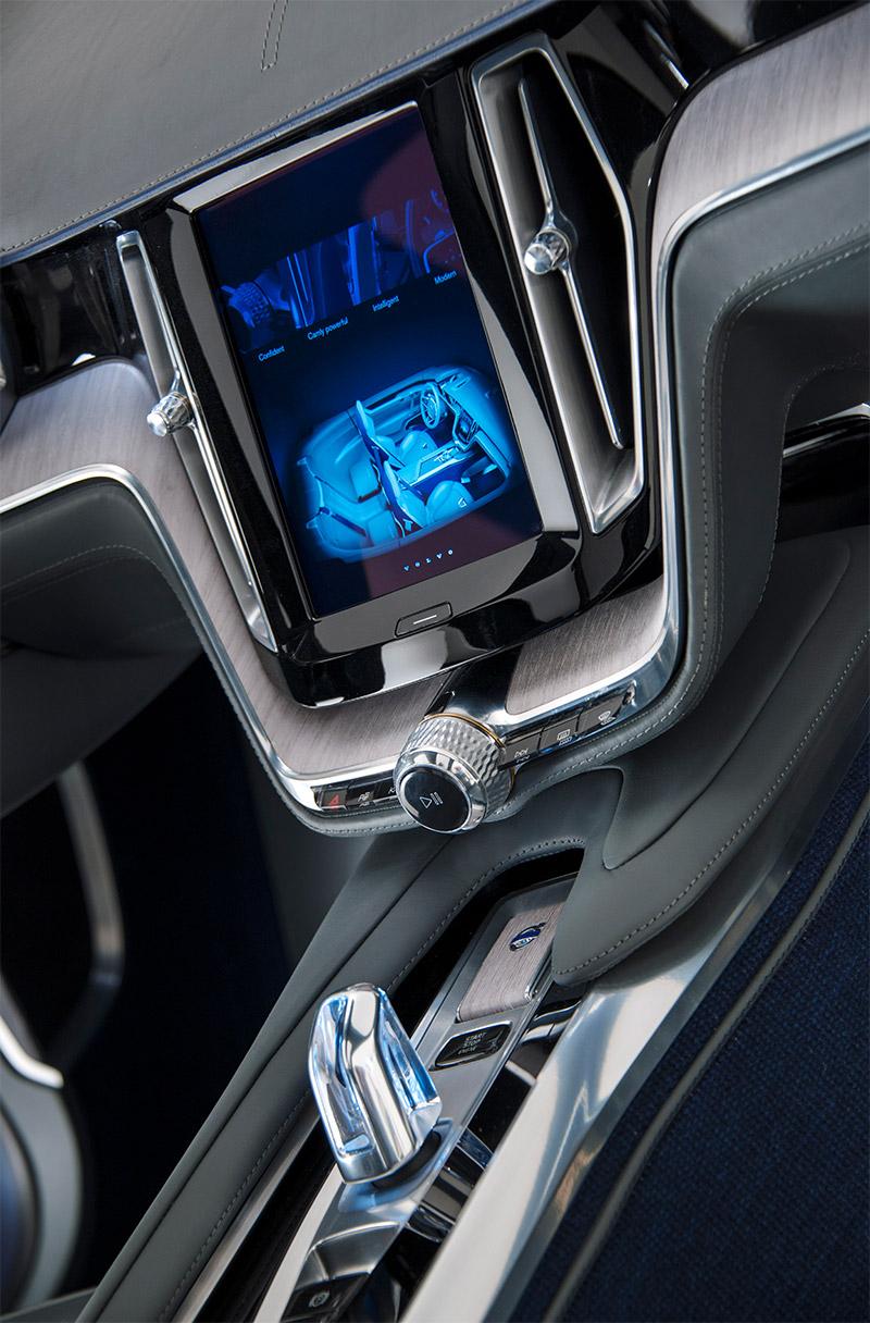 Volvo Concept Coupe 95 Octane