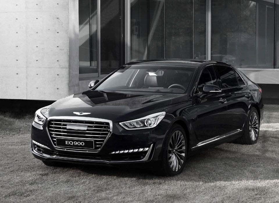 Genesis G90 Specs And Images Unveiled 95 Octane