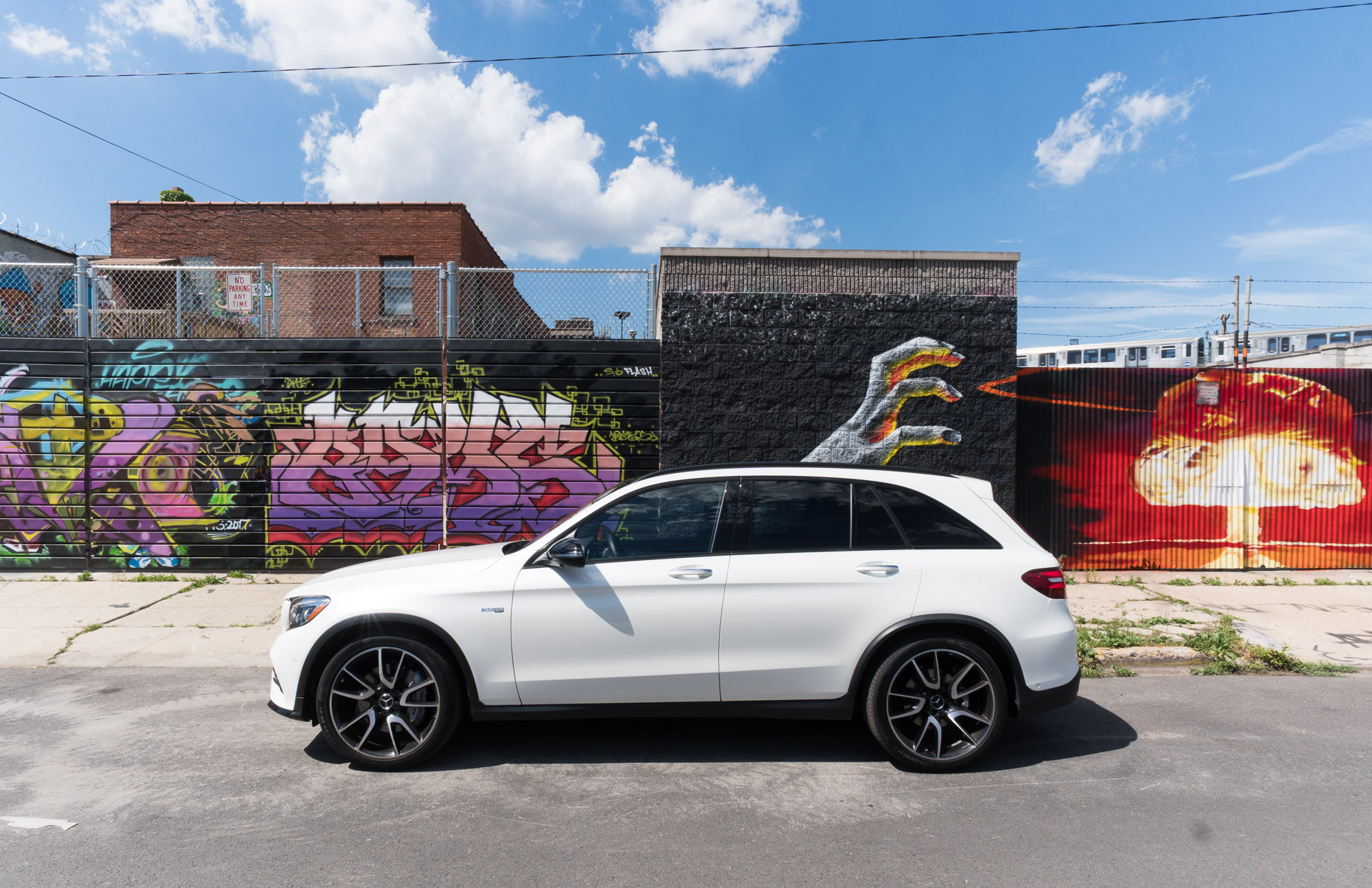 2017 Mercedes AMG GLC43 Review Power Meets Practicality