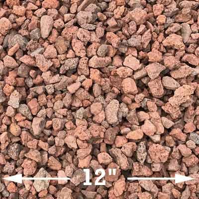 Small lava rocks
