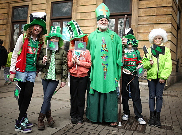 10 Awesome St. Patrick's Day Costumes