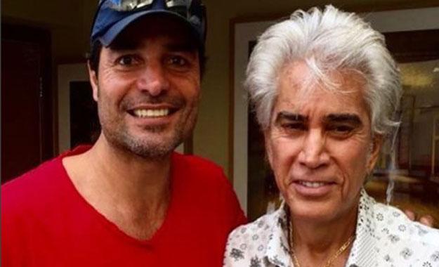 'El Puma' y Chayanne versionan el clásico 'Culpable soy yo'