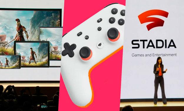 Google presenta detalles sobre su nuevo servicio de videojuegos Stadia