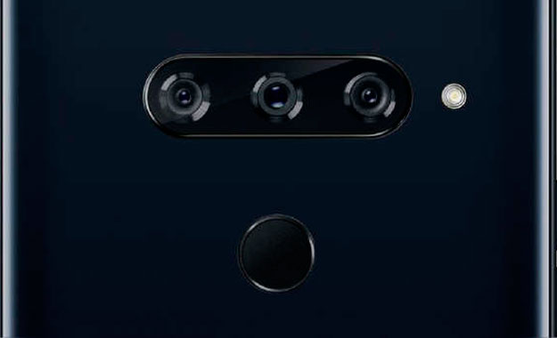 LG patenta un teléfono con tres cámaras frontales