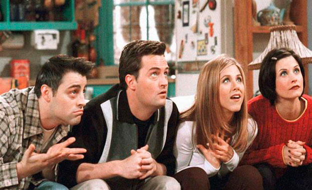 """Netflix podría perder """"Friends"""" y otras series de WarnerMedia"""