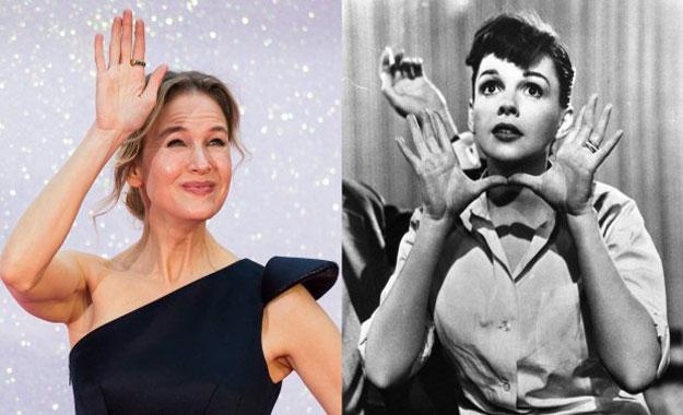 Publican el primer teaser del biopic de Judy Garland con la actriz Renée Zellweger