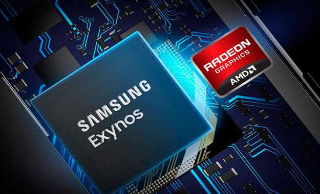 Samsung llevará gráficos de AMD con tecnología Radeon en 2021