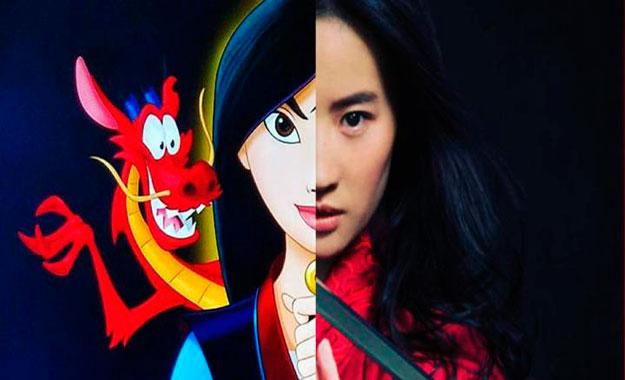 Disney promete una gran película de artes marciales con la nueva versión de «Mulan»