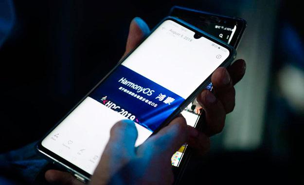 La compañía china Huawei lanzará su primer celular con HongMeng OS