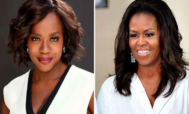 La actriz Viola Davis dará vida a Michelle Obama en «First Ladies»