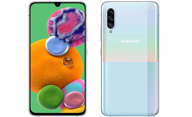 Samsung presenta de manera oficial su smartphone Galaxy A90
