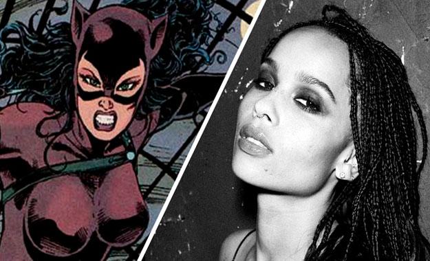 "Zoë Kravitz es seleccionada para encarnar a Gatúbela en ""The Batman"""