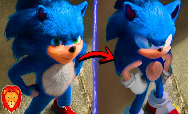 Publican imágenes de la nueva apariencia de «Sonic the Hedgehog»