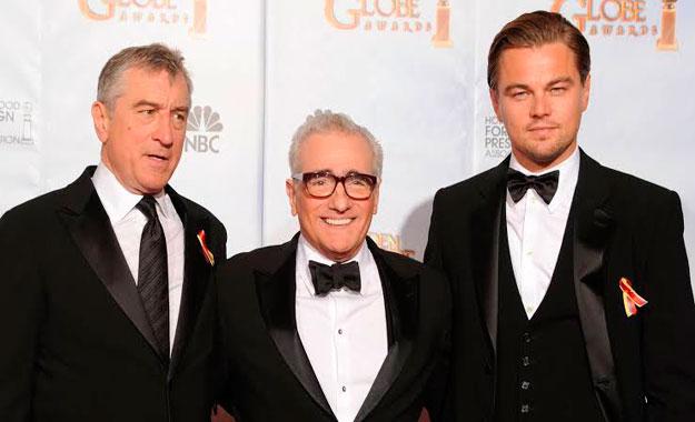 Leonardo DiCaprio y Robert De Niro protagonizarán la última película de Martin Scorsese
